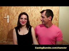 Französisch Teen Anal Casting