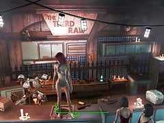 Fallout 4 masturbace