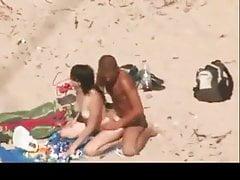 Sexo en la playa - 1