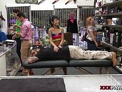 Wspaniały masaż azjatycki - XXX pionek