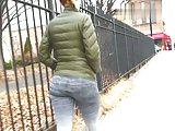 WhiteGirl Bedstuy Walk!!!!!!!