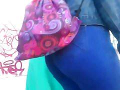 Rico Culazo in Jeans-Hüften