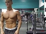 A Gay Muscle Flex 1