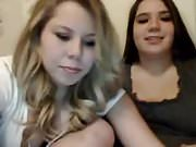Two omegle girls