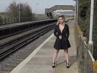Flashing Trains