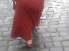 Miel terma hijabi turc