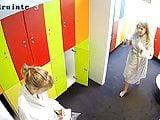 Hidden camera in the locker room 14