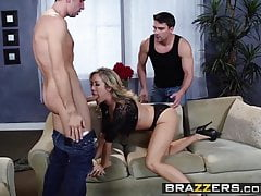Brazzers - Real Wife Stories - Capri Cavanni Keiran Lee e