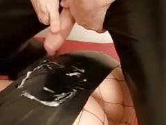 Sperma auf Lederarsch Compilation