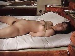 japonský amatér BDSM fuck