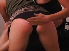 sexy spanking wedgie