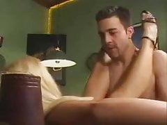 Sharon Da Vale Plumbs 2 Cocks