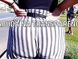 #Bundas Transparency Big Ass - RABUDA NA TRANSPARENCIA