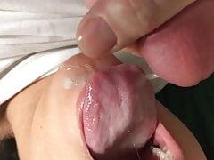 Sborra nella sua bocca