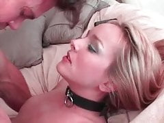 A young horny slut rides a dick while having an orgasm