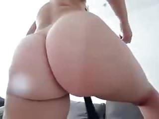 Big Boobs Pov Big Ass video: Girl with a big ass fucks after a shower
