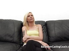 Casting Couch Painal für Amateur Desiree