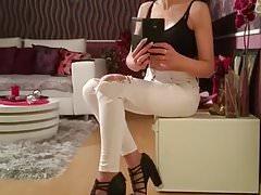 Nicole Feet Casting 4