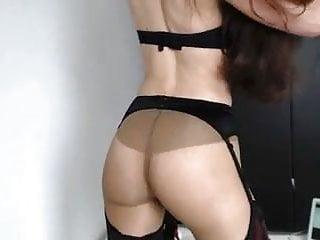 Pantyhose and garters