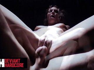 Blowjob Rough Sex Deep Throat video: Deviant Hardcore- Stunning sub Dahlia Sky is being held