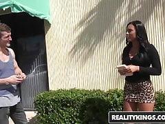 RealityKings - Latinos de la 8ème rue - Brick Danger Gianna Nico