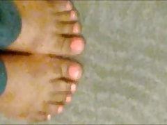 Savon Orange Toes