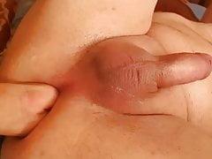 My fist