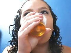 Pisse boire