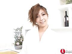 Grandi tette naturali giapponesi