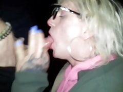 Cum Munching Tranny Blowjobs Down Lane