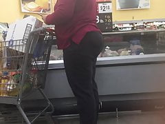 BBW Big Ass in Jeans