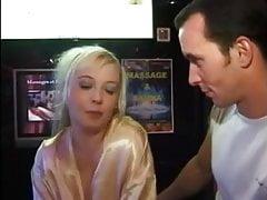FRENCH CASTING 113 blonde anal maturemilf masseuse salope 1