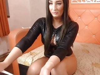 Masturbation Shemale Big Tits Shemale Solo Shemale video: Romanian beauty