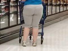Szeroka booty łapa czerwona głowa