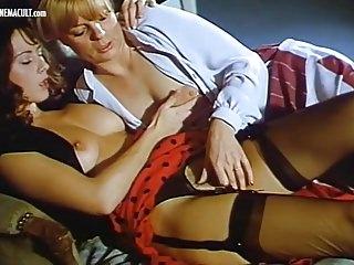 Hardcore Pornstars French video: Christine Black Elisabeth Bure lesbians scenes