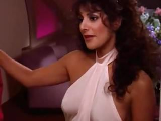 Celebrities Big Tits Big Ass video: Marina Sirtis aka Counselor Deanna Troi