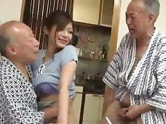 GG - 088 Nozomi Sato Haruka Zakázaná péče