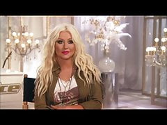 Christina Aguilera Video-Compilation zum Wichsen