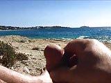 2 MILFs on the beach