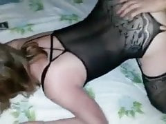 Wife and friend threesome