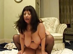 PornDevil13 .. British Granny Vol.8 Deanna