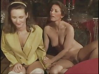 Group Sex Hairy Vintage video: Vintage German family - mom and sisters