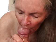 La nonna ottiene la sua ricompensa
