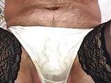 Dirty panties and stockings