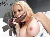 Nikki Delano Takes A Huge Black Dick - Gloryhole
