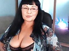 webcam mature gros seins