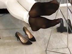 Nylonowe stopy i podeszwy jeansowe 2