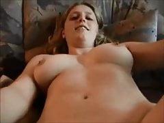 Amatorskie kurwa żony i cum w ustach