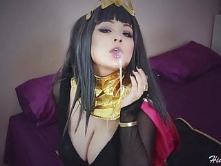 Big Tits Fuck Creampie video: Tharja Fire Emblem Bad Dragon suck fuck creampie