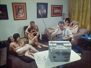 Vintage Blowjob Cumshot video: Vintage Orgy 169